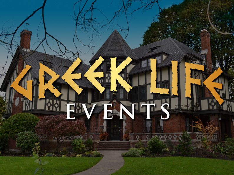 Greek Life Event